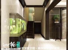 大板地税别墅-220平-新中式