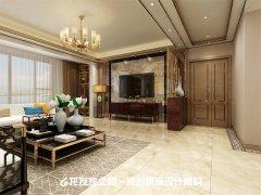 泰和王府-200平 新中式风格